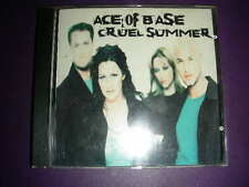 Cruel Summer(2 Versions)  By Ace Of Base  CD 1998 ARISTA