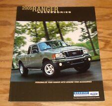 Original 2005 Ford Ranger Truck Accessories Sales Brochure 05