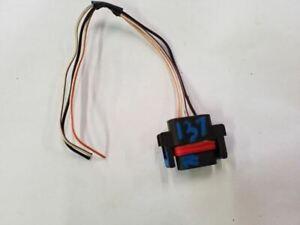 Brake Tail Light Socket Wire Harness Fits 06 07 08 09 10 Chrysler PT Cruiser