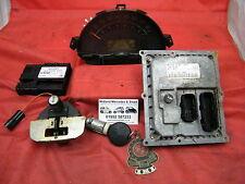 SMART CAR 450 FORTWO COUPE 599CC COMPLETE ENGINE ECU KIT & ZEE UNIT & 1 KEY SC52