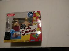 The Simpsons Nuclear Power Plant Interactive Environment W Radioactive Homer WOS