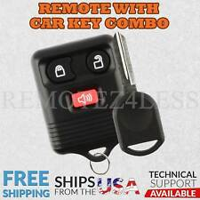 Keyless Entry Remote for 2004 2005 2006 2007 Ford Freestar Car Key Set