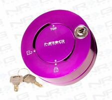NRG Steering Wheel Quick Release Hub Quick Lock PURPLE (SRK-101PP)