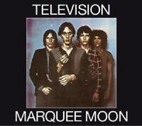 TELEVISION 'MARQUEE MOON' CD NEW!