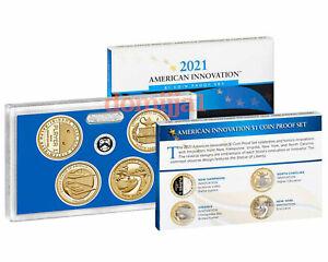 🎀 2021-S American Innovation Dollar Proof Set / Pre-Sale
