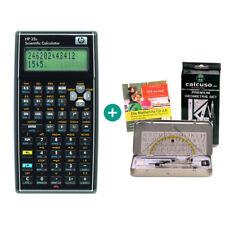 HP 35s CALCOLATRICE + geometrieset e la matematica Fritz apprendimento CD