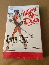 KARYN WHITE WALKIN' THE DOG FACTORY SEALED CASSETTE SINGLE C47
