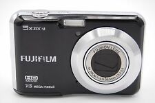 FUJIFILM FINEPIX AX550 16.0MP DIGITAL CAMERA WITH ACCESSORIES