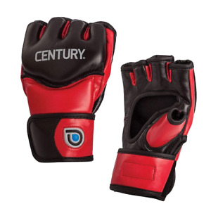 Century Boxing/MMA/Workout Training Gloves - Red, Black