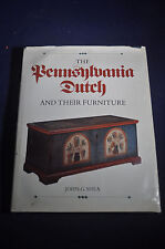 1980 *FIRST* The Pennsylvania Dutch and Their Furniture by Shea