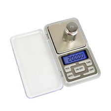 Digital 500g x0.01g Scale Jewelry Portable Pocket Balance Gram OZ. LCD Herb Gold