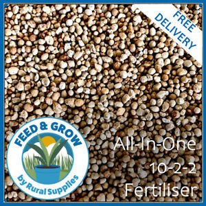 Lawn Feed Weed Moss -  ALL IN ONE LAWN CARE GRASS FERTILISER