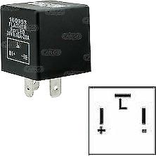 NEW LED FLASHER UNIT RELAY INDICATORS 24V FOR LED LIGHT TURN SIGNAL 3 PIN 160953