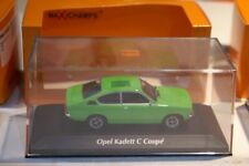 Maxichamps Opel Kadett C Coupe 1974 Green in 1:43 scale 045621