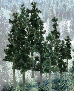 "Multi Scale- Pine Tree Conifer Colors - 33/pkg - 2 1/2"" - 4"" -  WOO-TR1580"