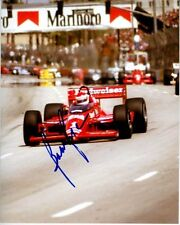 BOBBY RAHAL Signed Autographed INDY Photo