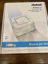 💯iRobot - Braava jet 240 - App Controlled Robot Mop -💯