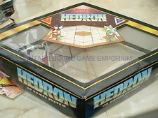 HEDRON GAME - HEDRON - 3D GAMES SYSTEM - 1984 - LOOKS GREAT - RARE ITM - VINTAGE