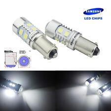 2x Ampoules BAX9s H6W  10SMD LED Indicateur Citroen C4 Grand Picasso I C5