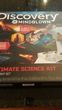 Discovery Kids #MINDBLOWN Ultimate Science Experiment 17 pc Kit-Learning game