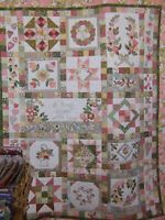 Peaches 'n' Cream -  quilt pattern by Therese Hylton