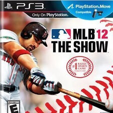 MLB 12 The Show (sony PlayStation 3 2012) Ps3 - Postage