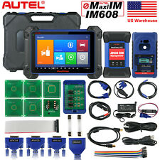 Autel IM608 OBD2 Full System Auto Diagnostic Tool Scanners IMMO Key Programming