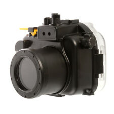130FT Waterproof Underwater Diving Housing Case Shell For Panasonic DMC-GH5 Came