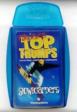 Top Trumps - Xtreme Snowboarders & Limited Editions Snowboarders