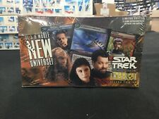 Enhanced Star Trek Energize Second Edition Edition Expansion Box (Sealed)