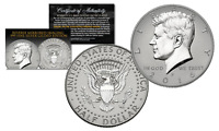 2016-P Kennedy Half Dollar Coin REVERSE MIRROR IMAGING & FROSTING Silver Issue