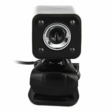 480P 800W 4 LED HD Webcam Camera + Microfono USB 2.0 per Computer PC Lapto D3V4