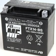 KYMCO Xciting 500 2005-2006 00160056  BATTERY FTX14-BS 12V/12.0AH