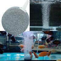 Bubble Stone Fish Tank Pumps Hydroponic Oxygen Plate Mini Aquarium Accessory Lot