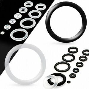 Ersatz Silikon Gummi O-RING UV Haltering Expander Dehnstab Dehnungsstab