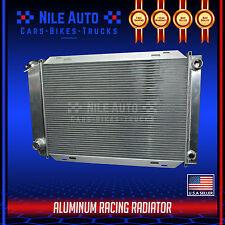 3 ROW RACING ALUMINUM COOLING RADIATOR FOR 79-93 FORD MUSTANG V8/V6 LX/GT/COBRA