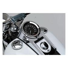 Tacho Zierring, Lünette, Chrom, für Harley-Davidson Softail 84-17