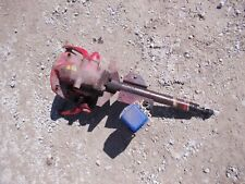 Ford Naa Tractor Original Steering Gear Box Assembly With Shaft Amp Arm Arms Loose