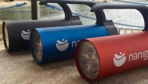 Nanight Tauchlampen Sport 2 in schwarz