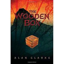 Very Good, The Wooden Box, Clarke, Alan, Book
