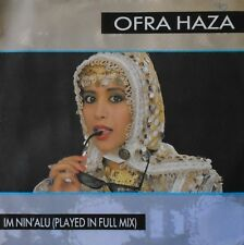 """OFRA HAZA - Im Nin Alu ~ 12"""" Single PS"""