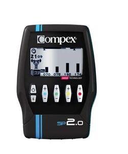 COMPEX ELETTROSTIMOLATORE SP 2.0 - 4 CANALI + PENNA CERCA PUNTI COMPEX + GARANZI