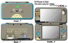 My Neighbor Totoro Skin Sticker Vinyl Decal Cover #2 for NEW Nintendo 2DS XL