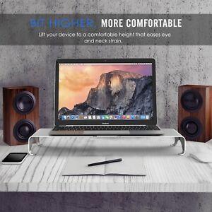United Mounts™ Premium Aluminum Alloy Monitor Stand,Riser
