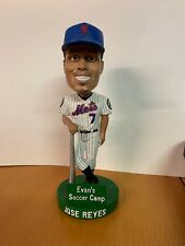 JOSE REYES METS JF SPORTS EVAN'S SOCCER CAMP BOBBLE HEAD Used