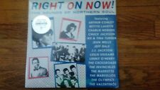 RIGHT ON NOW! The Sounds Of Northern Soul LP RSD Sealed Import Funk RHINO ORG