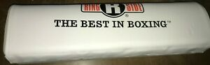 """BOXING RING TURNBUCKLE COVER, RED, WHITE OR BLUE, 19"""" X 5"""" X 5"""", NEW, PACKAGED"""