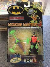 Batman Mission Masters 4 Night Fury Robin Action Figure 2001 Hasbro New
