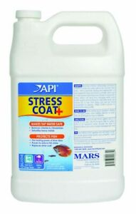 API Stress Coat Plus Tap Water Conditioner 1 Gallon
