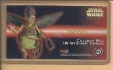 TOPPS WIDEVISION  STICKER INSERT STAR WARS EPISODE 1 no. S10 WATTO